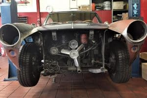 Autoport Oettinger & Wilde - Ferrari 250 GTO Restauration